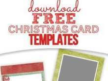 79 Blank Christmas Card Template Add Own Photo Download for Christmas Card Template Add Own Photo