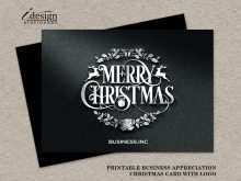 79 Blank Christmas Card Templates For Company Now for Christmas Card Templates For Company