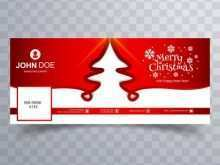 79 Creative Christmas Card Template For Facebook Templates with Christmas Card Template For Facebook