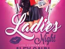 79 Creative Ladies Night Flyer Template Free with Ladies Night Flyer Template Free