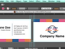 79 Free Printable Adobe Illustrator Cs6 Business Card Template For Free for Adobe Illustrator Cs6 Business Card Template