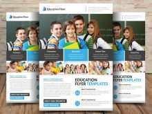 79 Free Printable Education Flyer Templates PSD File by Education Flyer Templates