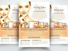 79 How To Create Beauty Salon Flyer Templates Free Maker with Beauty Salon Flyer Templates Free