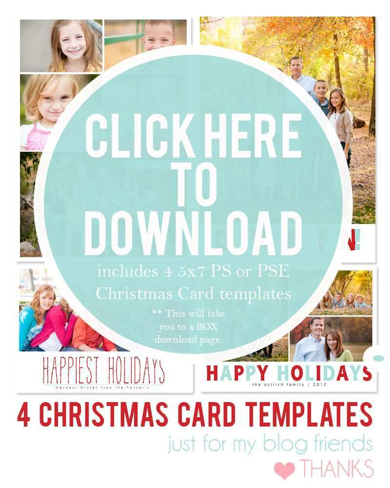 79 How To Create Christmas Card Templates To Download Maker by Christmas Card Templates To Download