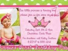 79 How To Create Invitation Card Format Of Birthday Layouts by Invitation Card Format Of Birthday