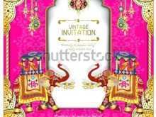 79 How To Create Invitation Card Template Hindu in Word with Invitation Card Template Hindu