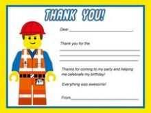 79 Printable Lego Thank You Card Template Download by Lego Thank You Card Template