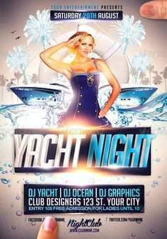 79 Standard Boat Party Flyer Template Psd Free Photo with Boat Party Flyer Template Psd Free