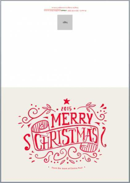 79 The Best Christmas Card Templates Microsoft Templates for Christmas Card Templates Microsoft