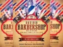 79 Visiting Barber Shop Flyer Template Free Maker for Barber Shop Flyer Template Free