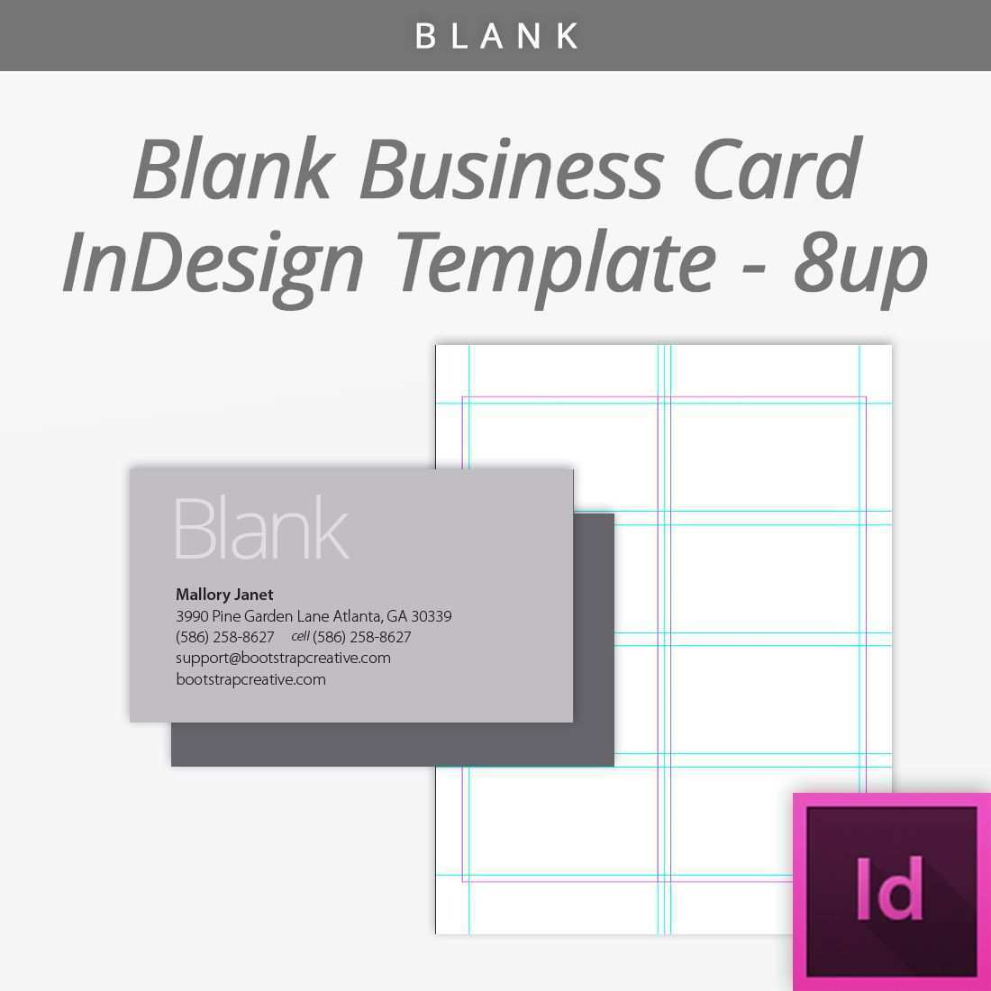 79 Visiting Blank Business Card Template Indesign Layouts by Blank Business Card Template Indesign