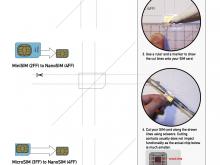 80 Blank Sim Card Cut Template Pdf in Photoshop with Sim Card Cut Template Pdf