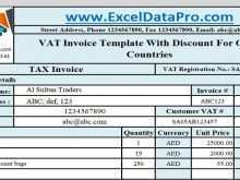 80 Create Basic Vat Invoice Template for Ms Word with Basic Vat Invoice Template