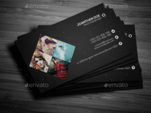 80 Create Blank Business Card Template Download Photoshop With Stunning Design by Blank Business Card Template Download Photoshop