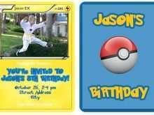 80 Create Pokemon Card Template Printable PSD File for Pokemon Card Template Printable