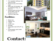 80 Creating Apartment For Rent Flyer Template in Photoshop with Apartment For Rent Flyer Template