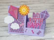 80 Creating Birthday Card Maker Video Templates by Birthday Card Maker Video