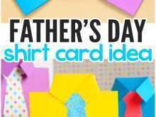 80 Creative Father S Day Card Template For Toddlers Maker with Father S Day Card Template For Toddlers