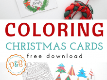 Christmas Card Templates For Pages