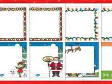 Christmas Card Insert Template Ks1