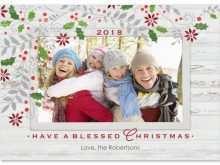 Christmas Card Templates Walgreens