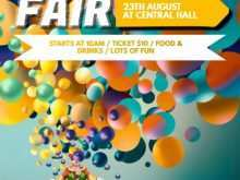 Fair Flyer Template