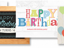 80 Customize Our Free Happy Birthday Card Template Online With Stunning Design by Happy Birthday Card Template Online