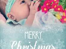 80 Format 5 Photo Christmas Card Template With Stunning Design with 5 Photo Christmas Card Template