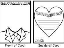 80 Format Father S Day Card Template For Toddlers Formating by Father S Day Card Template For Toddlers