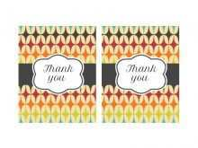 80 Free Printable 4 H Thank You Card Template Download with 4 H Thank You Card Template