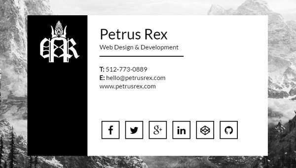 80 Free Printable Bootstrap Name Card Template Now with Bootstrap Name Card Template