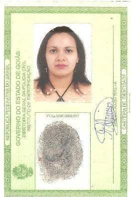 80 Printable Brazilian Id Card Template For Free for Brazilian Id Card Template