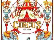80 Printable Circus Flyer Template Free With Stunning Design for Circus Flyer Template Free