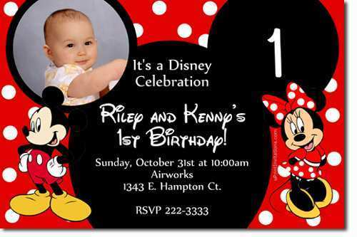 80 Report Birthday Card Template Minnie Mouse Templates by Birthday Card Template Minnie Mouse