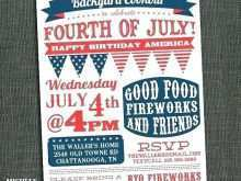 80 The Best 4Th Of July Party Flyer Templates Layouts by 4Th Of July Party Flyer Templates