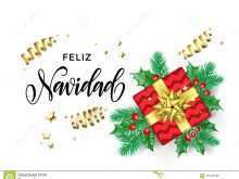 80 Visiting Christmas Card Templates In Spanish Templates for Christmas Card Templates In Spanish