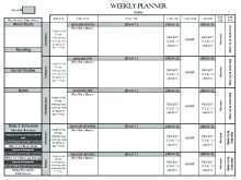80 Visiting Class Schedule Template For Elementary For Free for Class Schedule Template For Elementary