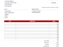 81 Adding Invoice Template For Freelance Work Formating by Invoice Template For Freelance Work