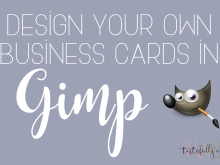 81 Best Business Card Templates Gimp Photo with Business Card Templates Gimp