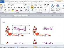 81 Blank How To Make A Place Card Template Formating with How To Make A Place Card Template