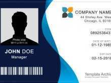81 Create Astronaut Id Card Template Layouts by Astronaut Id Card Template