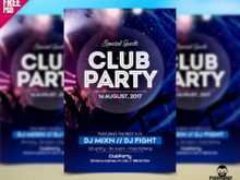 81 Create Club Flyer Template Psd Now for Club Flyer Template Psd