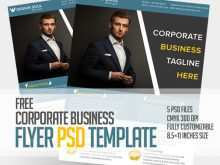 81 Creating Business Flyers Free Templates PSD File for Business Flyers Free Templates