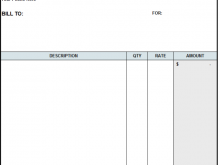 81 Creating Construction Invoice Template Excel For Free for Construction Invoice Template Excel