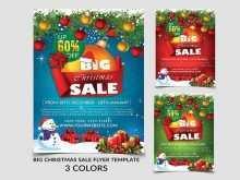 81 Customize Christmas Sale Flyer Template PSD File for Christmas Sale Flyer Template