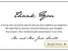 Wedding Card Email Template