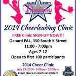 81 Free Cheer Camp Flyer Template Layouts for Cheer Camp Flyer Template
