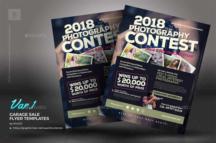81 Free Competition Flyer Template Formating by Competition Flyer Template
