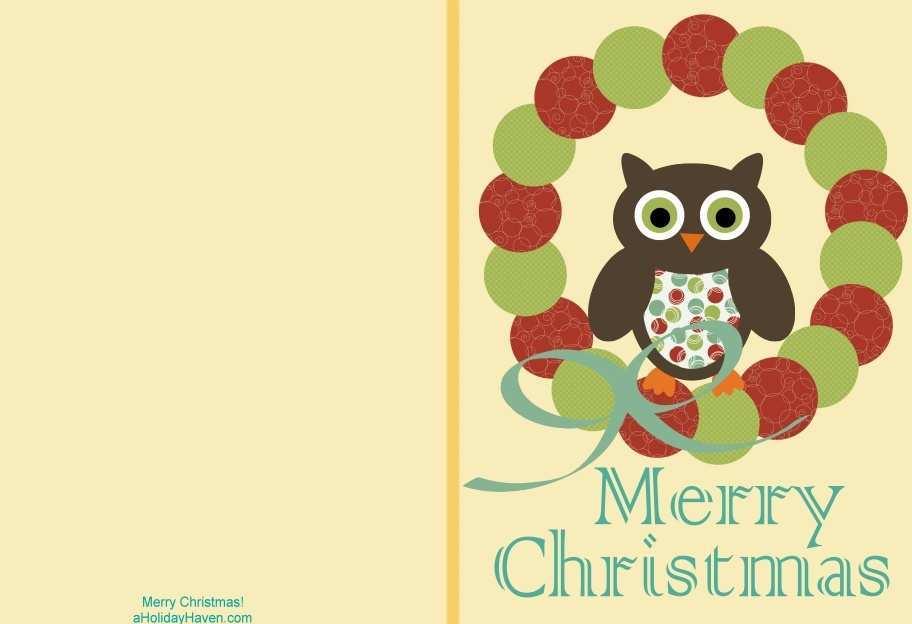 81 Free Printable Christmas Card Templates Online Free in Photoshop for Christmas Card Templates Online Free