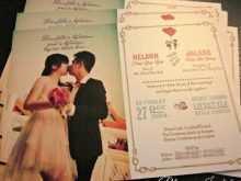 81 Free Printable Wedding Card Template Malaysia With Stunning Design by Wedding Card Template Malaysia